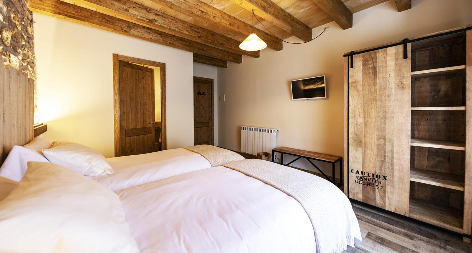 habitación doble con baño40