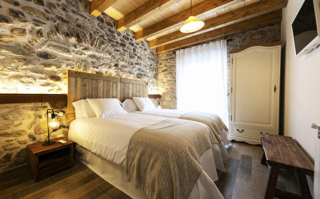 Habitación doble Sport House Nord Sud en Vilallonga de Ter (1)